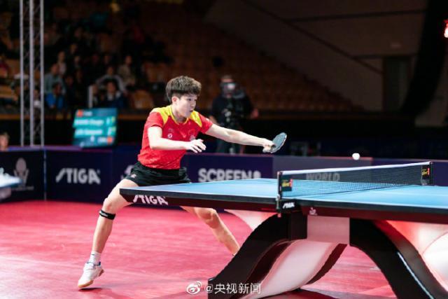 国乒承办五项冠军 陈梦4:3逆转克服日本选手伊藤美诚