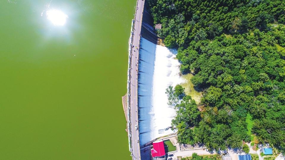卧虎山水库-锦绣川水库连通调水工程动工 两大水缸将