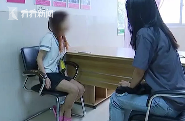女孩跪求免费做人流 手术后持刀威胁:还我孩子