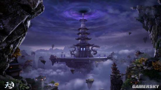 """风云尽变 山雨欲来!《天下3》年终资料片""""剑心问道""""序章开启!"""