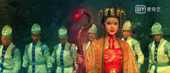 电影《天外飞妖》热播 吴熙萌挑大梁上演霸气女王