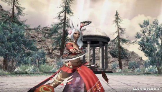 《最终幻想14》5.0新版10.15开放 两大全新职业全解析