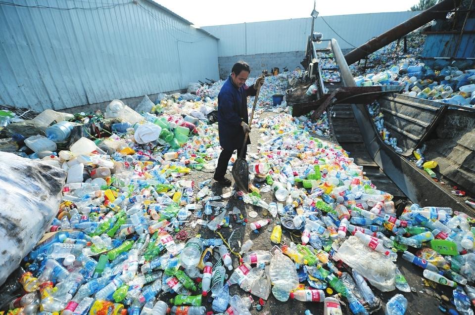 """低值垃圾循环利用遇窘境 济南将对此类回收物""""减量补贴"""""""