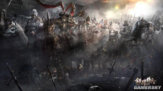 国产网游《铁甲雄兵》steam版今日上线 全球势力共同参战