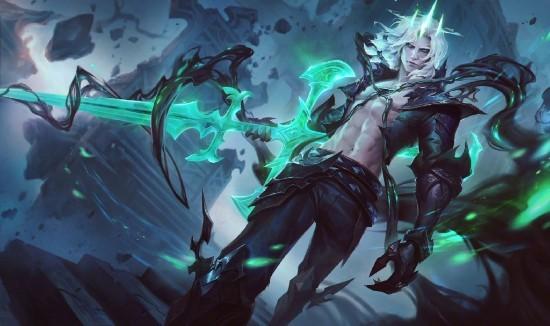 《英雄联盟》新英雄破败之王技能介绍 驱使黑雾的君王
