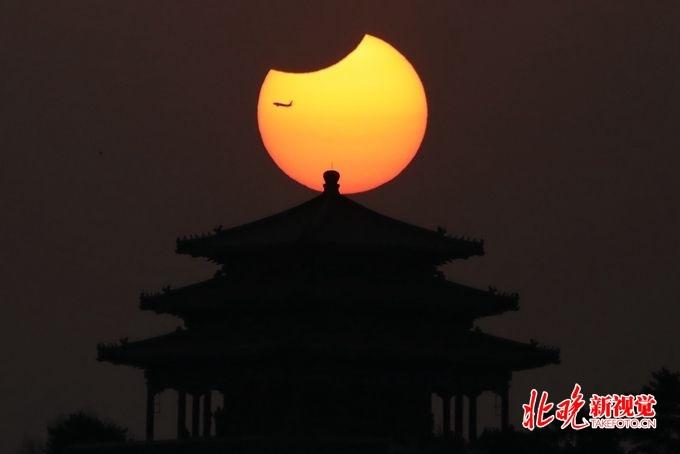 今天日偏食即将上演:我国全境可观测 观测日食要注意什么?