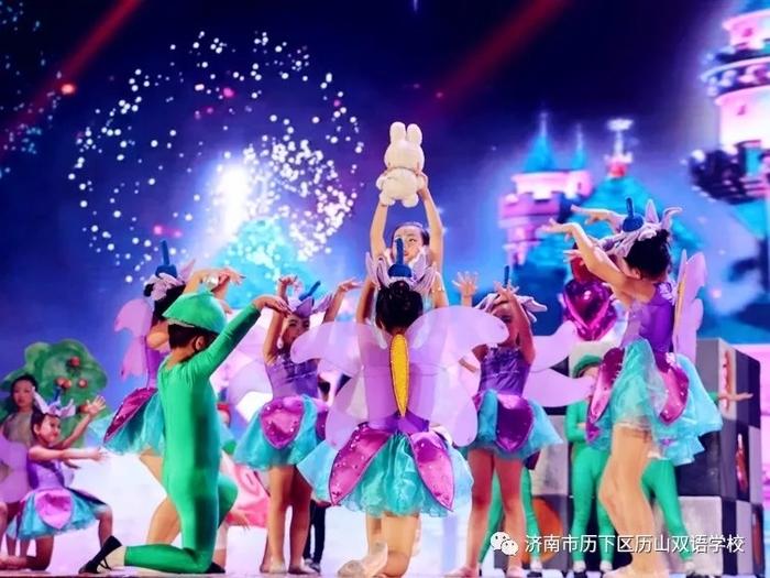 历山双语学校小舞者频获大奖