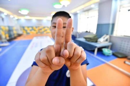 济南市中区泺源学校获第七届特奥会三金四银两铜