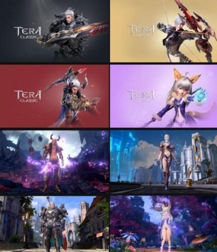 《Tera Classic》手游即将双平台上架
