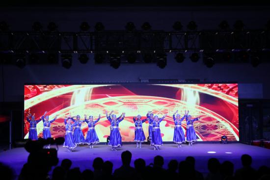 """今夏槐荫60余场广场文化活动在市民身边""""唱响"""""""