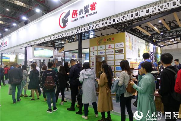 """北海道副知事:进博会为外商提供了难得的""""中国机遇"""""""