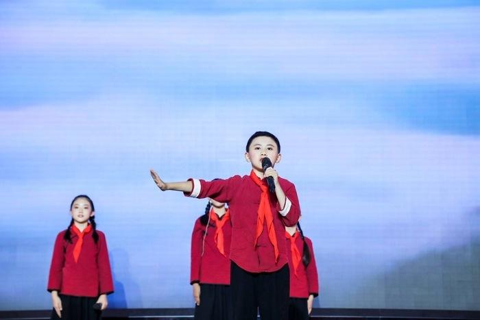 """高新区海川中学旅游路校区在""""百年留声,致敬经典""""活动中喜获佳绩"""