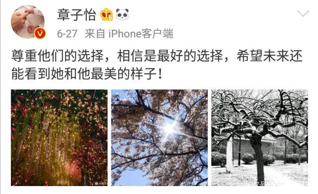 章子怡晒汪峰手捧寿桃照为其庆生 网友调侃:汪老60岁快乐!