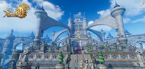 《龙之谷2》正式公布 腾讯联手盛趣打造经典IP续作手游