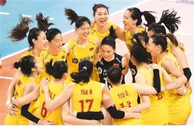 挺进奥运会 再战世界杯 中国女排开启卫冕之旅