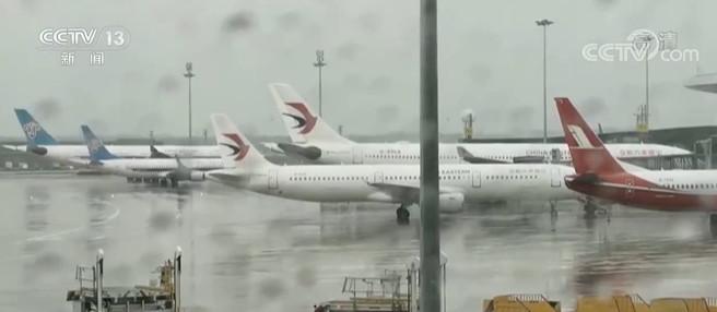 北京首都机场和大兴机场12日取消部分航班