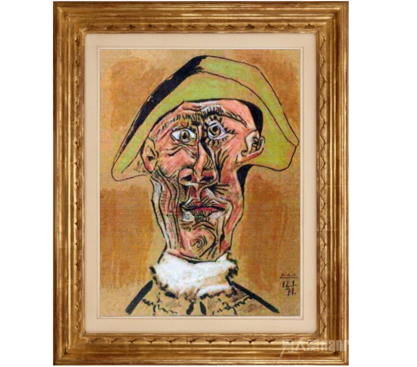 毕加索被盗名画寻回竟是恶作剧 当事人:自己和警方被戏弄了