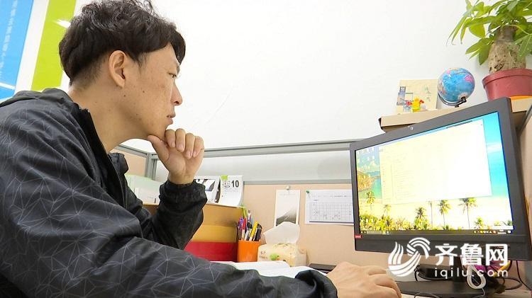 山东友城40年丨日语外教藤田雄一:中国古典文化深受日本中学生喜爱