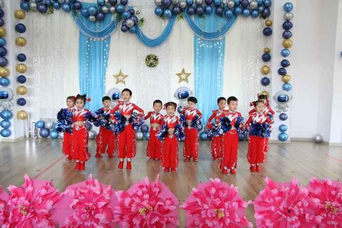 历下区第一实验幼教集团庆元旦活动