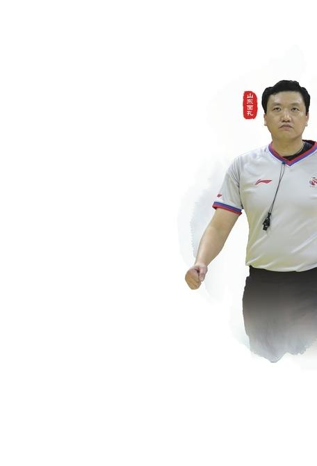 山东籍国际级裁判首次执法男篮世界杯 叶楠:四个月减重10公斤期盼中国男篮进前八