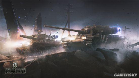 新1.10.1版本明日上线《坦克世界》玩法更新大盘点