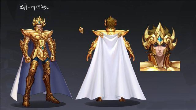 王者荣耀达摩黄金狮子座皮肤3月29日上线 达摩黄金狮子座特效怎么样