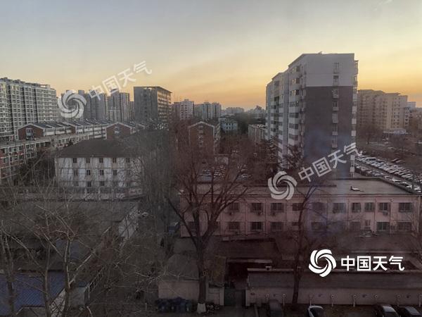 最高气温-2℃!北京迎入冬后最冷一天 仍无缘见雪