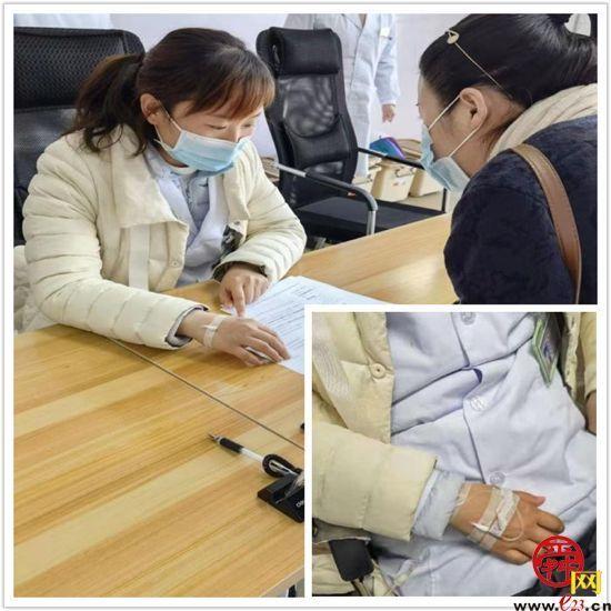 """学党史 办实事 槐荫区五一假期新冠疫苗接种确保""""加速度"""""""