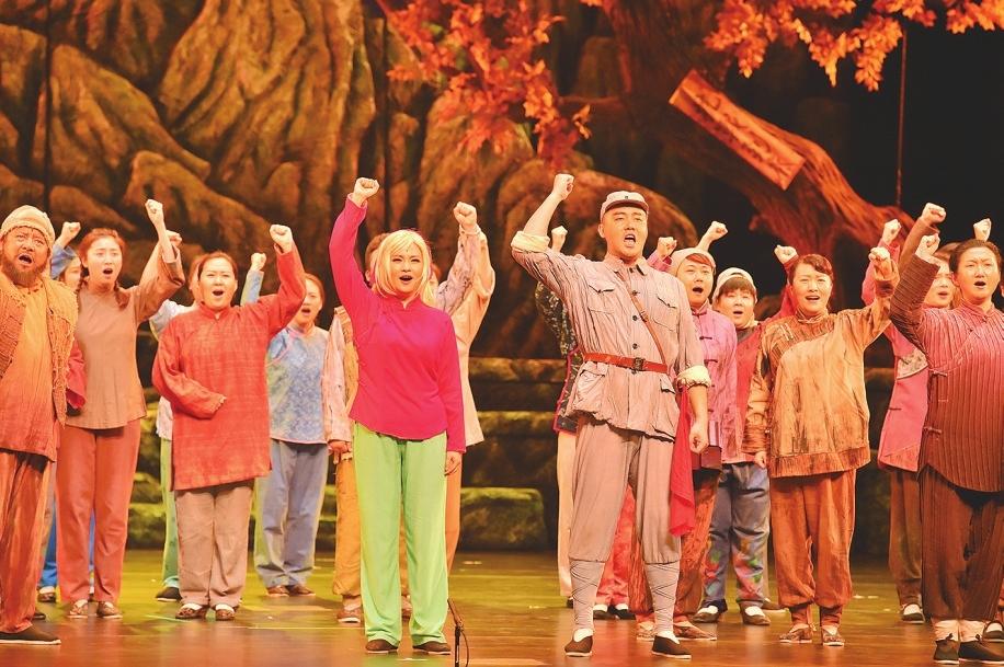从《江姐》《东方红》到《沂蒙山》《永不消逝的电波》 红色戏剧:穿越时空 永葆青春