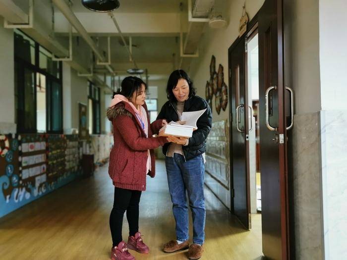 历下区第一实验幼教集团孙雅坤老师赴重庆帮扶
