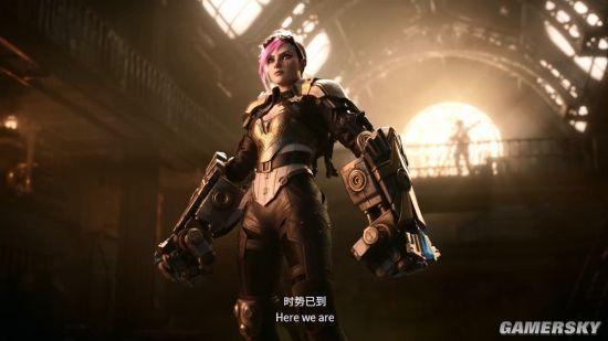 《英雄联盟》2020新赛季CG动画公布!英雄厮杀史诗级战争