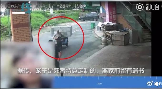 终于真相大白了!警方通报河中发现装在笼中男尸 具体怎么回事?