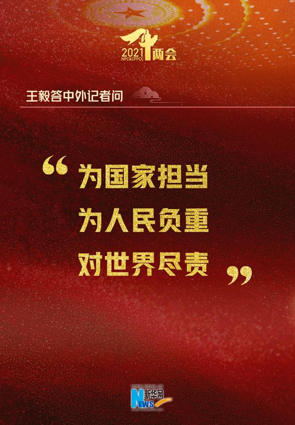 真提气!这15句精彩回应,句句亮明中国态度!