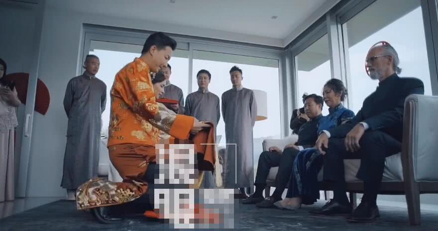 韩庚卢靖姗成亲是什么现象怎么样回事?最终假相了,正本是这样!