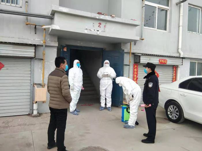 【新春走基层】打赢疫情防控阻击...