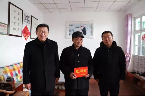 济南市委统战部副部长张勇到长清...