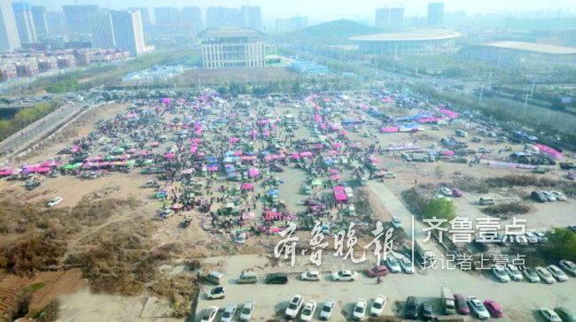 济南:百年邢村集在居民不舍中谢幕 大集地块将被开发