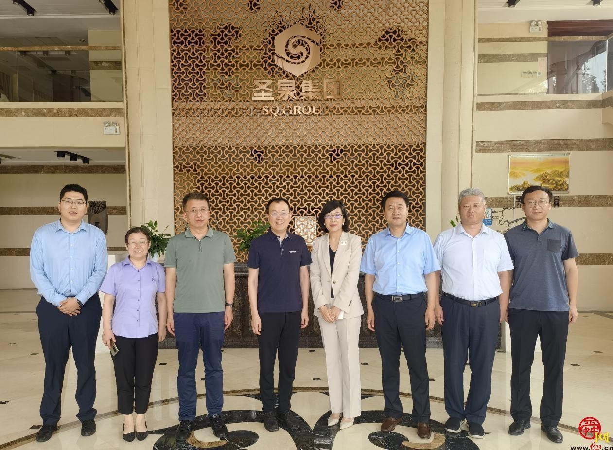 济南财投基金集团:深入企业办实事,基金赋能助民营
