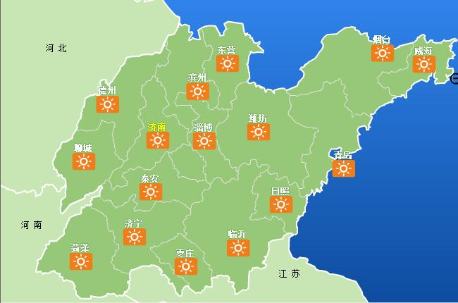 山东周四又要降温! 最低1℃