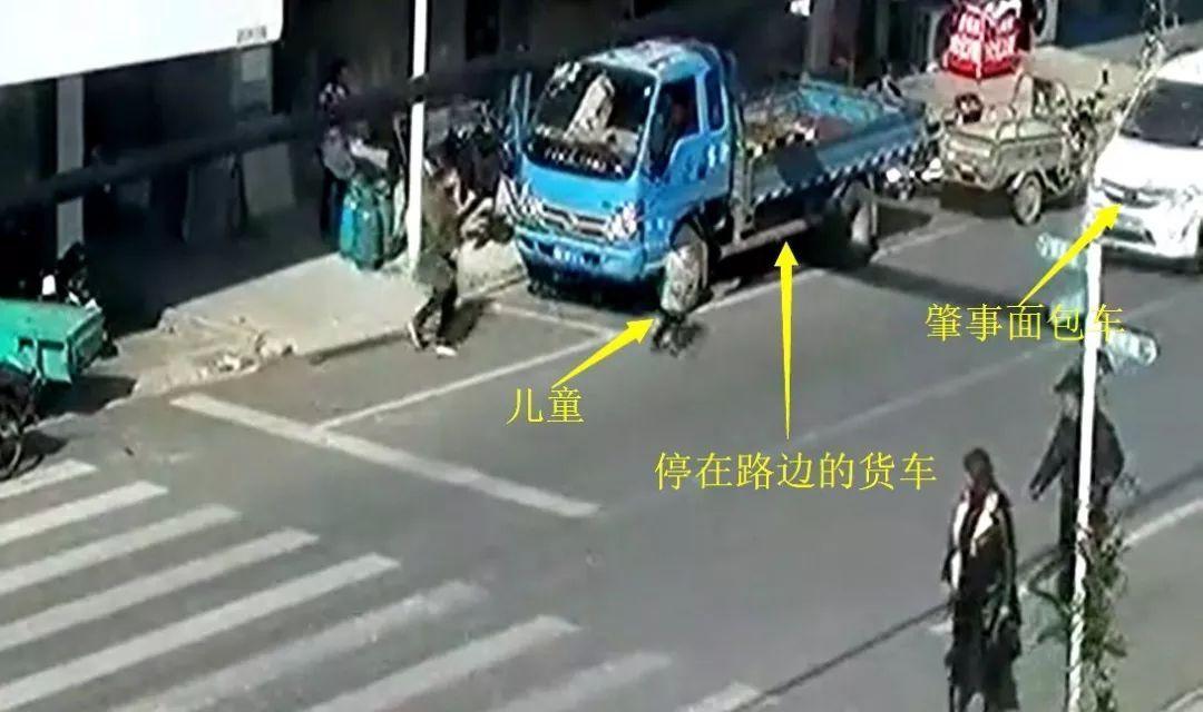 2歲幼童被撞飛數米遠!這起案例給家長們敲響警鐘