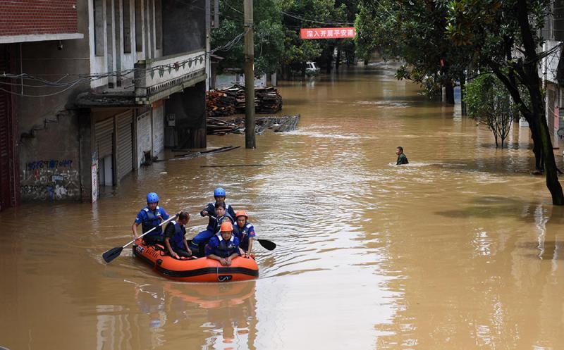 国家乡村振兴局、 财政部:防范洪涝灾害 切实防止返贫致贫