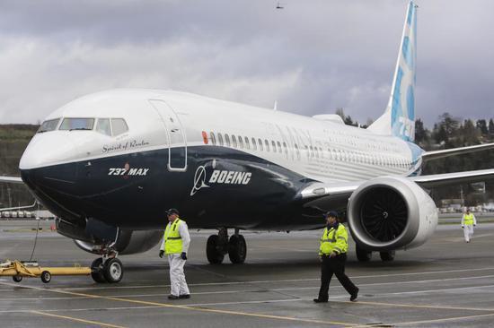 波音CEO就坠机事件道歉 承认操控系统有问题