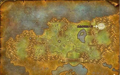 魔兽世界怀旧服血色修道院地图 流程 掉落 boss攻略全