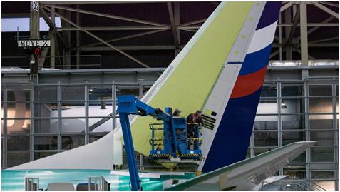 惊恐!全球范围内紧急检查 36架波音737NG客机现裂缝