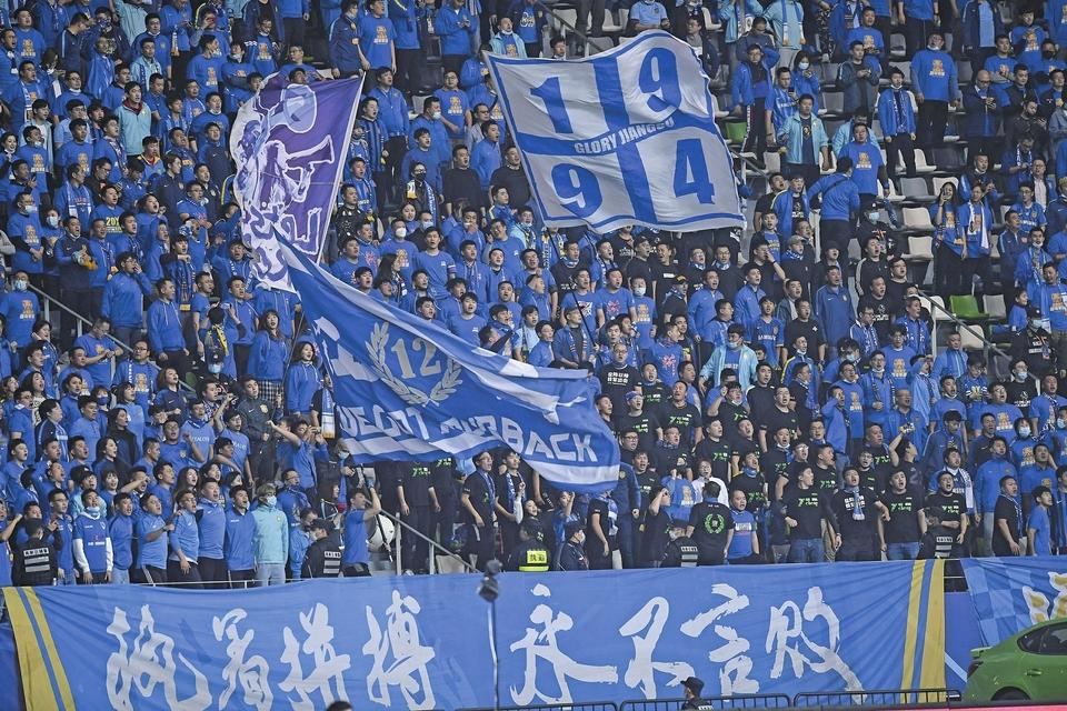 泰山阵容即将确定 身处凛冬,中国足球眺望春天