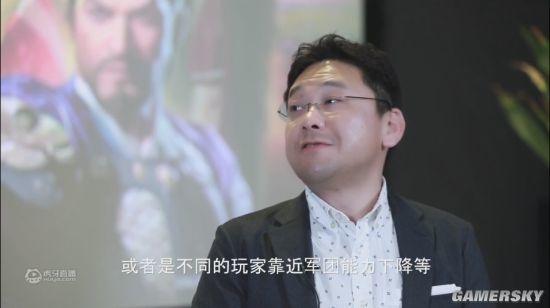 虎牙聯合索尼專訪《三國志14》制作人 揭秘獨家資料!