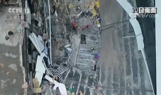 百色一酒吧屋顶坍塌事故7名相关责任人被刑拘