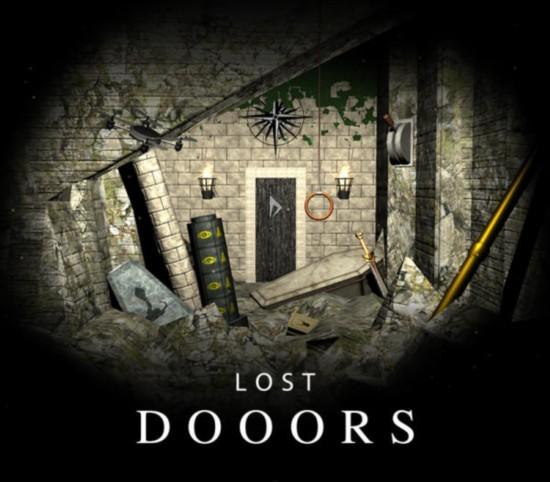 《Dooors》新作《Lost Dooors》推出免费试玩版