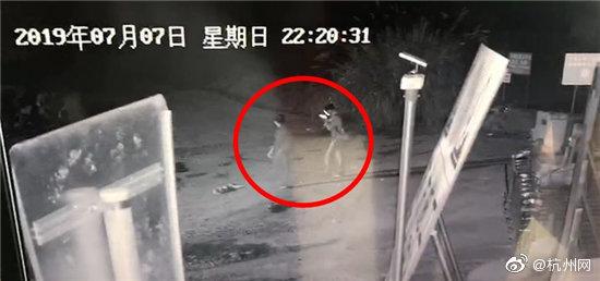 杭州失联女童最后现身处为海边凉亭,其市民卡在此被寻获