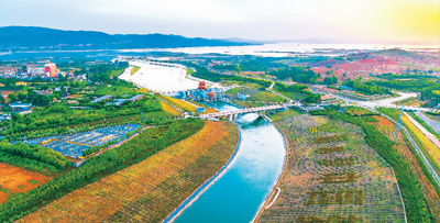 1.2亿人直接受益 南水北调东中线6年调水超394亿立方米